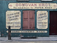 Donovan Bro's Paper Bag Store (Avvie_) Tags: london whitechapel aldgate spitalfields christ church market fournier street ten bells pub jack ripper 1888 dorset mary kelly whites row crispin