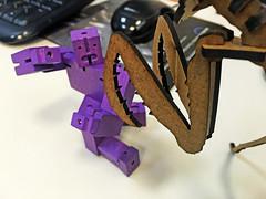 Ataque! (Felipe Paim) Tags: rob robot toy brinquedo miniatura