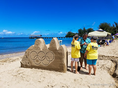 Hanalei_Sand_Castle_Contest-5 (Chuck 55) Tags: hanalei bay sand castle hawaii