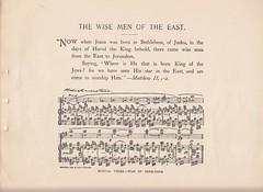 Opening Music for a 1900 production of Ben Hur (mharrsch) Tags: benhur play presentation lewwallace production novel souvenirbooklet publicdomain 1900 mharrsch