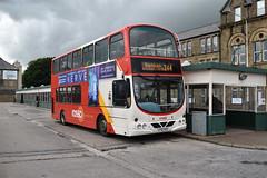 Rossendale Transport - Fleet No. 119 (Rossday) Tags: rossday rossendale rossendaletransport rawtenstall rosso wrighteclipsegemini wright lf52uso
