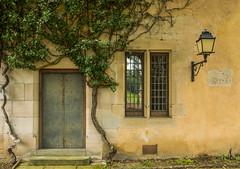 fermata (StephanieMller) Tags: architecture door window fenster kloster tr monastery architektur