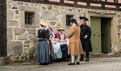 Viehmarkt 1756 - Wackershofen-0801.jpg (Siegfried Kreuzer) Tags: reenactment freilichtmuseum wackershofen viehmarkt 1756
