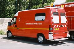 SDIS 84 (mduthet) Tags: sdis84 vaucluse avignon sainteccilelesvignes camionpompier peugeot peugeotboxer gifa
