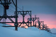 svalbard 2 (H o g n e) Tags: longyearbyen svalbard svalbardandjanmayen norway spitsbergen spitzbergen artic winter 78degreesnorth white sunset 4k