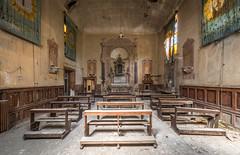 DSC_3919-HDR (Foto-Runner) Tags: urbex decay abandonn glise chiesa church