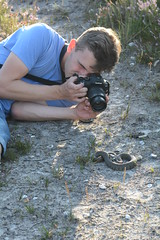 that's my boy! (willjatkins) Tags: grasssnake natrixnatrix naturalist herpetologist wildlife amateurnaturalist