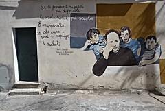 (robra shotography []O]) Tags: italy orgosolo sardinia murales italia holidayssnapshot barbagia