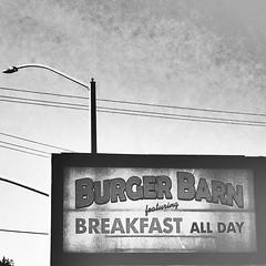 33 / 52 Breakfast in America by Supertramp (susivinh) Tags: 52weeks breakfast desayuno sign seal urban american