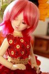 Ollie SunFlower (sevader.w) Tags: yosd bjd doll chibi unoa sunflower custom lilin ronron wink