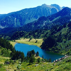 Etang noir - Les Rabassolles (yamnas10) Tags: lac etang ariege mijanes