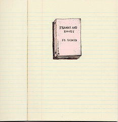Franny and zooey Salinger (N A N Y) Tags: books cover libros favoritos illustration ilustracin franny zooey salinger nany