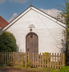 The Primitive Methodist Chapel in Upper Wield, Hampshire was built in 1848 (Anguskirk) Tags: 1848 chapel england hampshire placeofworship primitivemethodist thewields uk upperwield victorian