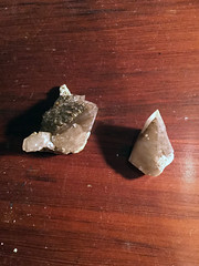 Calcite 0407 (Memphis Geology) Tags: calcite batesville arkansas midwestlimecompanymine memphisarchaeologicalandgeologicalsociety