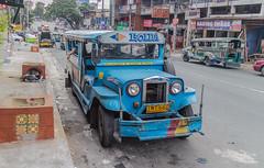 Jeepney Joyride (Peter du Preez) Tags: jeepney joyride car jeep traffic manila philippines