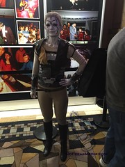 Star Trek  convention 2016-6 (GoFreak Media) Tags: lasvegas startrek star trek convention gofreakmedia data spock klingon thenextgeneration kirk jonjonthephenomenon
