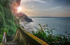 Costa Saracena (Augusta, Sicily) (Placido De Cervo) Tags: sea seascape costasaracena sunset panorama augusta sicilia sicily italy italia mare tramonto paesaggio