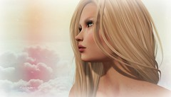 Im In Heaven Im In Heaven..... (BijankRau | [ photograp'r model.]) Tags: me myself i sl virtualworld secondlife blondes dutch heaven dreaming dreamy clouds catwa deetalez