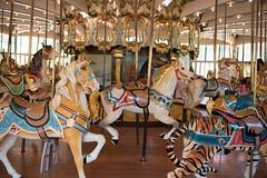 SF Zoo Carousel (sf kevin) Tags: sfzoo sanfrancisco zoo carousel horses carouselhorse