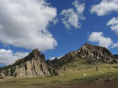 Terelj National Park (MelindaChan^^) Tags: mongolia  chanmelmel mel melinda melindachan travel terelj national park desert sand