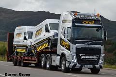 ORD LTD VOLVO FH 500 V500 ORD (denzil31) Tags: ord group ltd commercial supplies volvofh 500 v500 kelsalightbar king trailers mercedes van volvotruckandbus muiroford a9 newtonmore