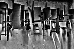 metallic adornment (mr Cj photo) Tags: nikond80 nikon d80 sculpture metalsculpture