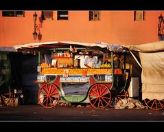 nella piazza Djemaa El-Fna (natlag) Tags: marocco marrakech piazzadjemaaelfna