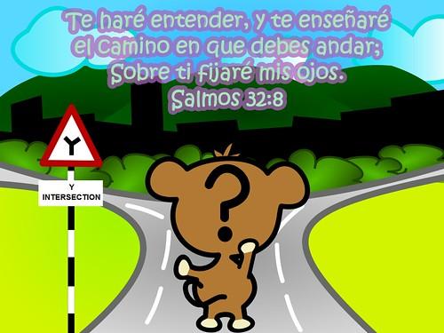 Resultado de imagem para salmos 32:8