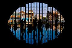 Horizon Field (Klaus Stueckmann) Tags: black kunst hamburg september installation schwarz 2012 deichtorhallen ef35mmf14lusm blende14 horizonfield