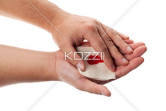 human hand applying white medicine bandage on wound (habafood8877) Tags: white stain studio photography pain hurt blood hands hand adult skin accident cut finger wounded fingers band injury first plaster indoors whitebackground tape nails aid health fingernails bruise medicine repairing studioshot care emergency damaged wound adhesive protection healthcare bandage assistance oneperson injured heal sore firstaid concern applying injure bandaged colorimage humanhands unrecognizable humanhand healthcareandmedicine unrecognizableperson humanfinger