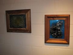 Glass etchings by Troy Jackson (Fresh Gallery Otara) Tags: visualart otara southauckland pacificart troyjackson