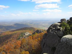 Old Rag Mountain (kjsulli) Tags: autumn mountains fall landscape virginia rocks madisoncounty oldragmountain shenandoahnationalpark virginiapiedmont