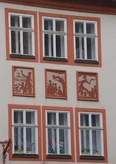 (:Linda:) Tags: people window germany town decoration ddr six naumburg s