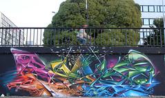 Romi (GhettoFarceur) Tags: triangle nest been pas has nantes gf encore fullcolor romione ikscrew ghettofarceur whitetrasharmy
