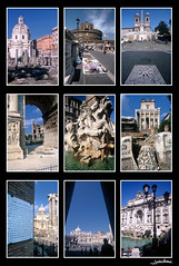 Roma collage n 2 andrea quercioli (Andrea Quercioli) Tags: travel blue sky urban italy copyright rome roma church collage poster photography photo nikon italia foto image blu postcard empire postcards photographicart iq sanpietro piazzanavona fontanadeifiumi rom photoart foriimperiali directory castelsantangelo lazio fotografo artisticphotography spqr colonnatraiana  bellaitalia immagini arcodicostantino urbancity romamor photoreport digitalcameraworld beautifulcapture bestoflimmaginedellitalia extraordinarycompositions photographsofitaly chiesadisantamariadiloreto qualityonly discoveryphotospost1votefor3 magicaitalia photographymagazineiheart andreaquercioli artbyfoto roma roman rome shieldofexcellencelevel1post1award5