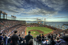 San Francisco Giants | 2012 World Series Game One [explore] (elmofoto) Tags: sf sanfrancisco game northerncalifornia nikon baseball fav50 stadium explore bayarea sfgiants norcal winners hdr ballpark champions 500v worldseries mlb d800 detroittigers sanfranciscogiants americanleague nationalleague majorleaguebaseball worldchampions 1000v fav25 fav100 fav200 gameone explored attpark 5000v 2500v fav150 fav75 1424mm nikond800 fav125 fav175 elmofoto lorenzomontezemolo forcurators wwwelmofotocom
