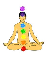 Seven Chakras (masterapia) Tags: love yoga energy meditate peace lotus universal meditation therapy spiritual enlightenment universe healing source chakra heal chakras reiki lotusposition selfawareness unitedkingdomofgreatbritainandnorthernireland selfhealing lightenergy