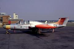 1972-08-30-002FS No115 (BringBackEGDG) Tags: paris bournemouth cev hurn frenchairforce moranesaulnier ms760b