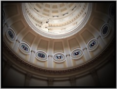 Iowa State Capitol ~ Dome Interior  ~ Des Moines IA (Onasill ~ Bill Badzo - 60 Million Views - Thank Yo) Tags: building architecture us stair state interior library landmark iowa case des capitol american dome ia government circular moines iw nrhp onasill