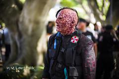 Zombie Walk (h.m.lenstalk) Tags: life leica city people urban 50mm zombie walk australia noctilux aussie 50 asph m9 f095 095 digitalcameraclub noctiluxm 109550