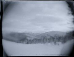 (NooFZz) Tags: bw landscape monocle 9x12 sakhalin svemafn64 bulldog4x5