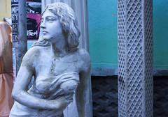 Women's Beauty (Sandeep Santra) Tags: woman india beauty statue closeup details westbengal incredibleindia