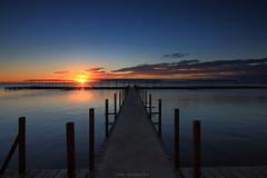 (Cani Mancebo) Tags: sea espaa sun sol beach sunrise soleil mar spain playa murcia amanecer marmenor mediterrneo sanjavier santiagodelaribera canimancebo