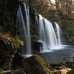 Pont Melin-Fach waterfall (Christine Winston) Tags: waterfall breconbeacons pontmelinfach neddfechanvalley
