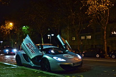 Mclaren MP4-12C is ready to fly (11MrAxel) Tags: paris speed for nikon ferrari most mclaren need wanted gto lamborghini d300 599 aventador d5100 mp412c