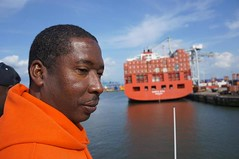 Visit to the Port of Rotterdam (2)
