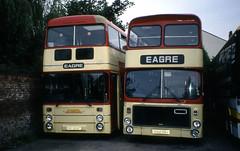 lincs - eagre morton bnc952t x trr814r depot summer 92 JL (johnmightycat1) Tags: bus lincolnshire