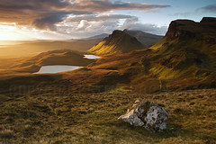 SUN UP (Steve Boote..) Tags: light cloud sunrise landscape dawn scotland isleofskye innerhebrides landslide loch cleat manfrotto trotternish quiraing 06s dundubh leefilters ndgrads druimanruma biodabuidhe singhrayfilters lochcleat lochleumnaluirginn steveboote canoneos550d nd3reversegrad sigma18200f563osdc