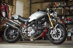 _VP_5093 (MattyVas's ) Tags: monster motorbike motorcycle carbon ducati carbonfibre ducatimonster bst s2r ohlins s2r1000 ducatmonster bstwheels