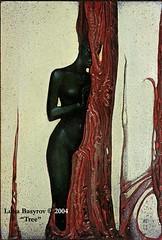 Tree (Luka Basyrov) Tags: art love sex lesbian painting russia awesome religion bald lgbt sexual nudity heretic pagan symbolism myths darkart russianart fantasticrealism blueskin hairfetish лукабасыров lukabasyrov